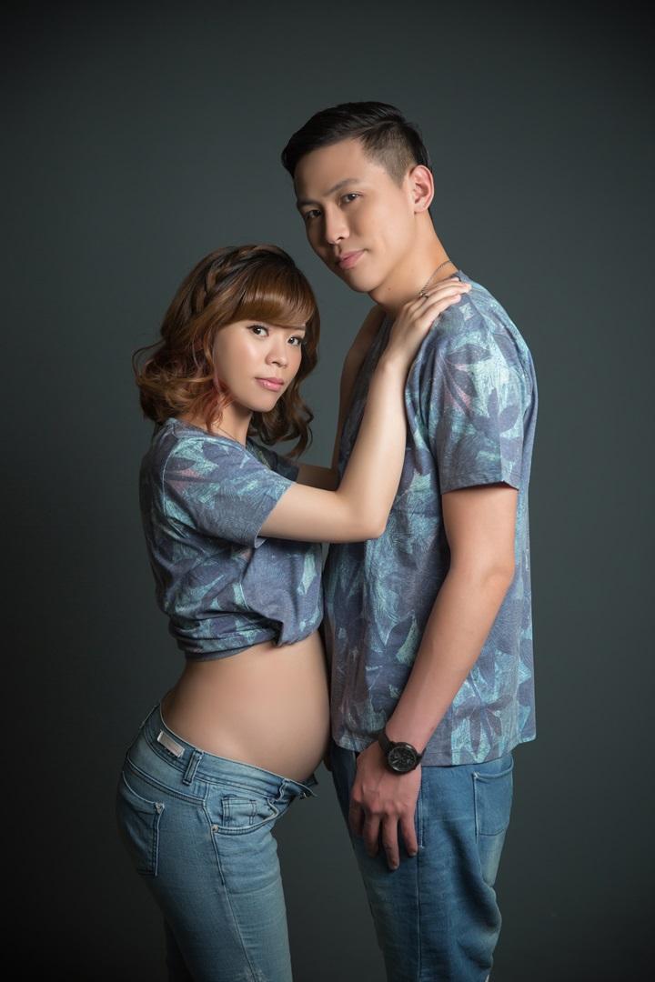 孕婦照妝髮推薦-台北新秘BOA